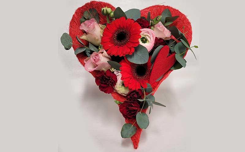Kom ihåg med blommor